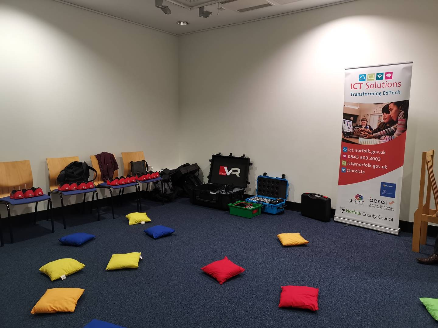Great Yarmouth sphero course